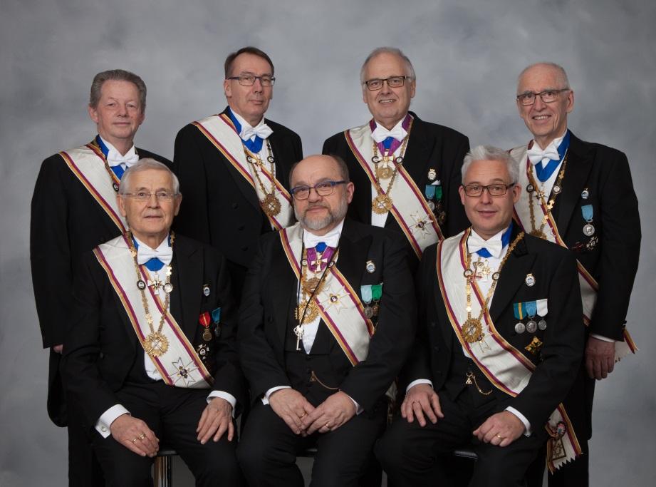 Det Högsta Rådet av Tempel Riddare Orden