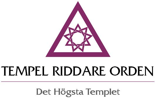 Tempel Riddare Orden Det Högsta Templet