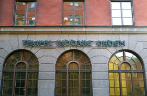 Tempel Riddare Ordens Stamhus i Sverige
