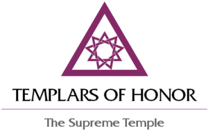 Templars Of Honor and Temperance The Supreme Temple logo