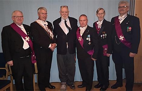 Dansk delegation