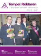 Omslag Tidningen Tempel Riddaren 2017 2