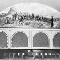 Felicia Historik Väggmålning Stora Nygatan2