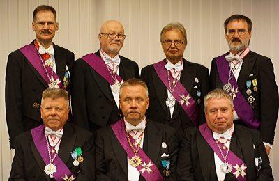 OmOrdend Ledning Mellersta Provinskapitlet Mästarerådet